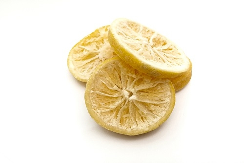 Dried Lemon - Low Sugar