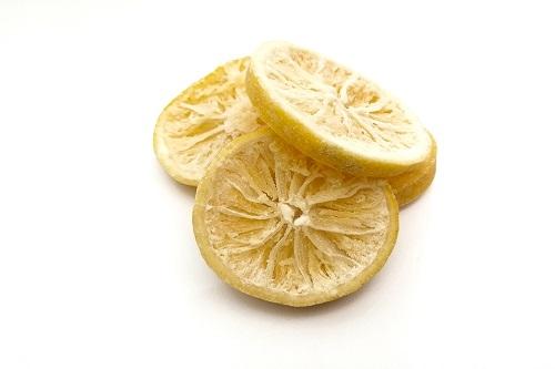 Dried Lemon - Low Sugar (1kg/Pack)