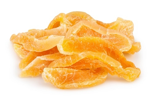 Dried Cantaloupe - Low Sugar