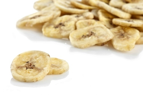Dried Banana Slice - Low Sugar