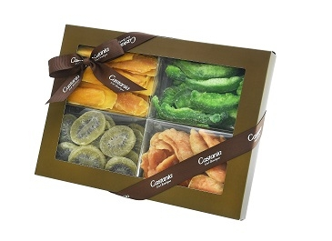 Dried Fruits Raw Nuts Gift Box Large