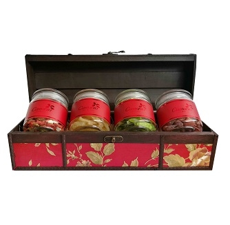 Blossom Chest Box-Dried Fruit