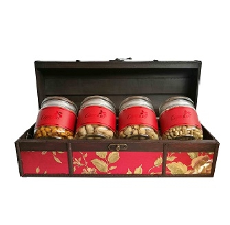 Blossom Chest Box-Mixed Nuts