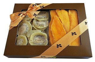 Dried Fruits With 2 Compartment