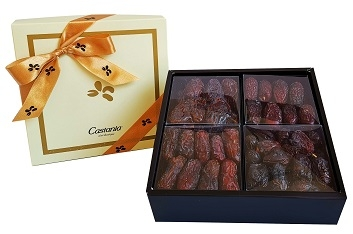 Assorted Dates In Pastel Box