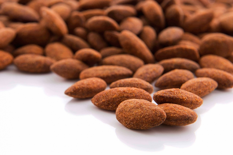Almonds - BBQ (650g/Tin)