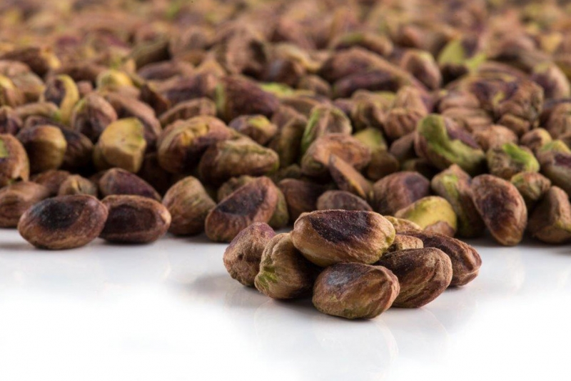 Pistachios Kernel - Half-salted (550g/Tin)