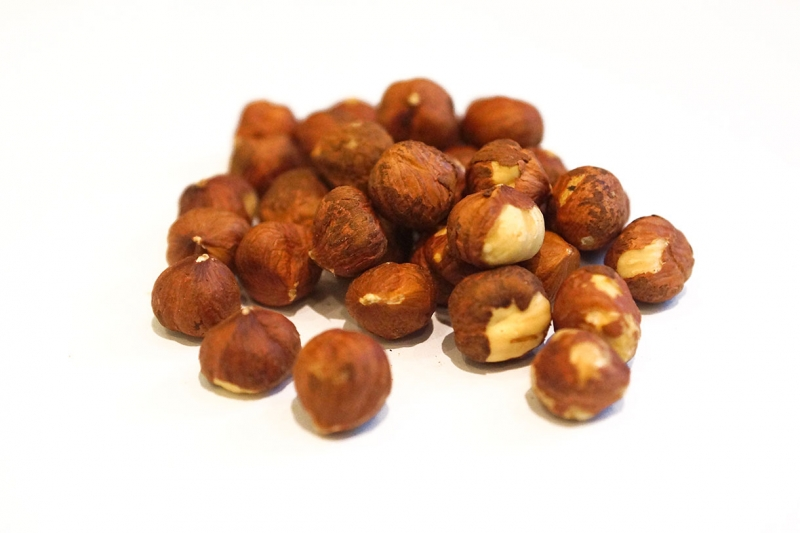 Raw Hazelnuts