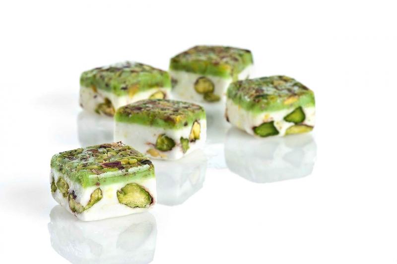 Nougat - Pistachio & Cream